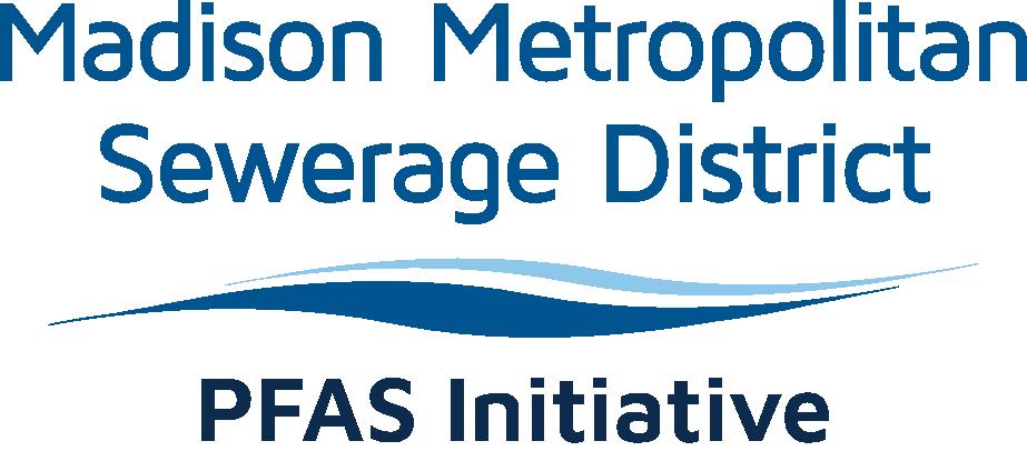 Madison Metropolitan Sewerage District PFAS Initiative Logo